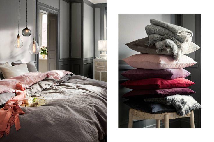 Autumn Bedrooms | H&M
