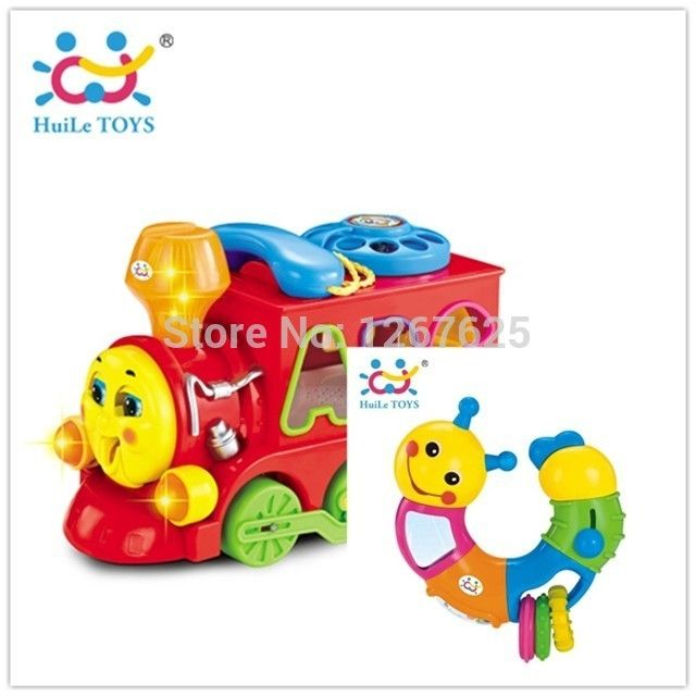 (41.00$)  Know more - http://aiazt.worlditems.win/all/product.php?id=2003590347 - Twist Lovely Worm Baby Rattles Chocalho Brinquedo para Bebe Eletronicos Train Baby Toys Free Shipping Huile Toys 786B & 8810