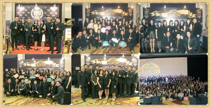 Team Sukses Century 21 Mediterania Group — di Raffles Jakarta.