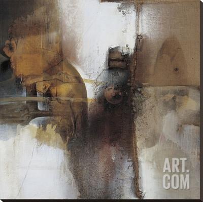 Passaggio Segreto per il Tuo Cuore Stretched Canvas Print by Fausto Minestrini at Art.com