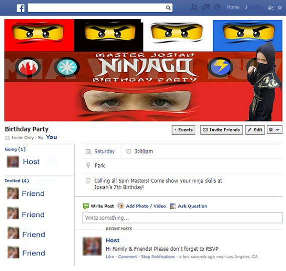 114 Best Images About Ninjago Bday Party On Pinterest