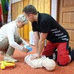 Szkolenie pierwsza pomoc