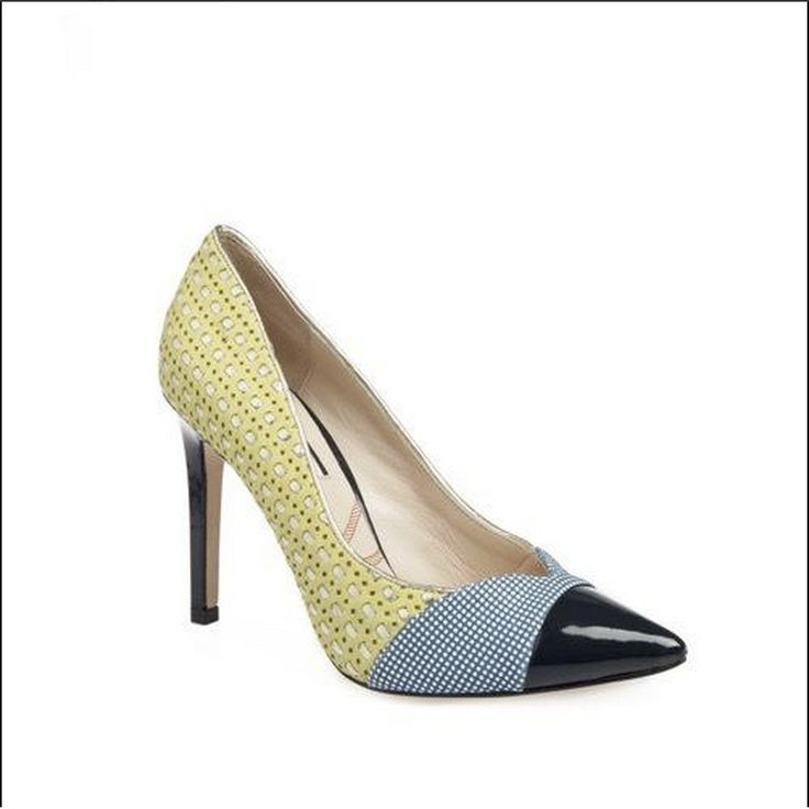 Lucy Choi is the master of creating classic and sophisticated shoes.