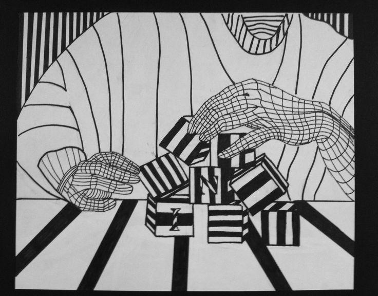 Drawing Lines Ks : Best images about cross contour lines on pinterest