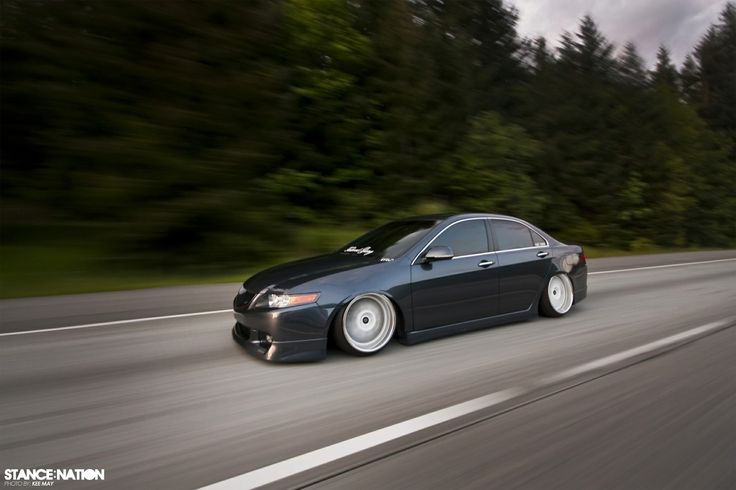 Stanced & Slammed Axura TSX Washington (15)