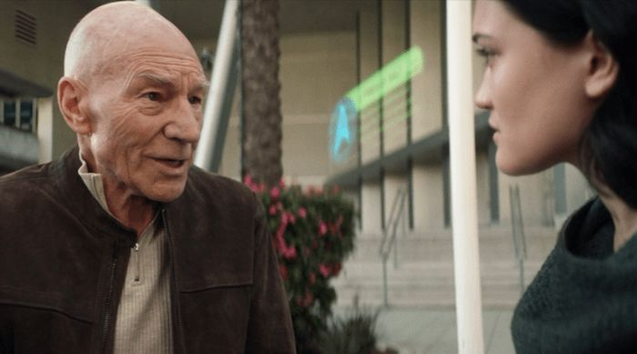 Picard Episode 1 Review An Incredible Opening In 2020 The