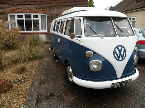VW split screen camper w/ 2.2l Subaru conversion For Sale (1966) on Car And Classic UK [C405851]