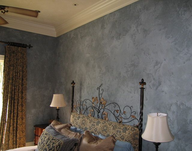 Decorative Plaster Walls Of well Metallic Plaster In Ceiling ...