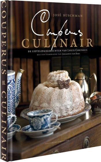 Een niche-kookboek. Recepten van gerechten die Couperus of zijn personages graag aten. Couperus Culinair - Jose Buschman