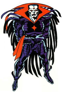 Mister Sinister is a fictional character that appears in comic books published by Marvel Comics. The character first appeared in Uncanny X-Men #221 (Sept. 1987) and was created by writer Chris Claremont and artist Marc Silvestri. The only character thatI have ever had a sex dream about,  Yep I said it.  I had a naughty dream about Mr. Sinister.  So sue me.