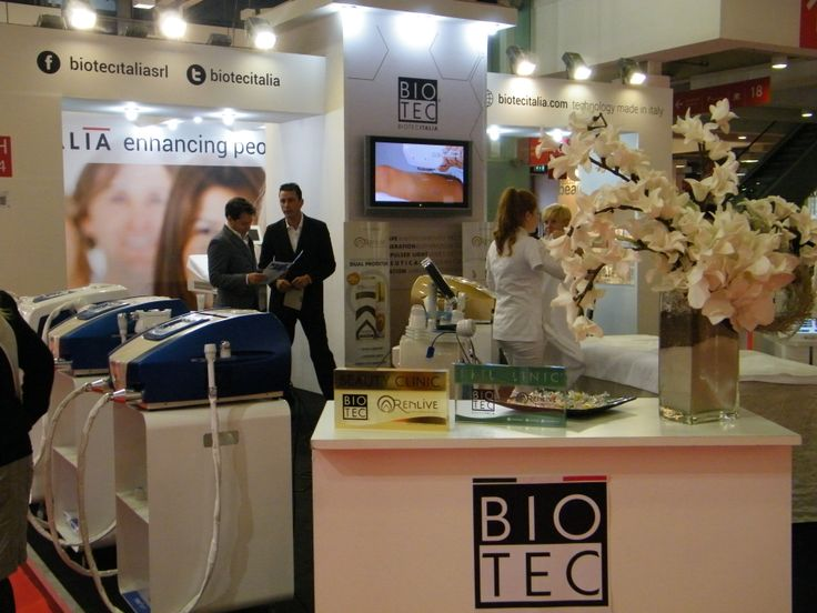 #biotecitalia exhibits during #cosmoprof 2014 in #bologna #italy. An successful exhbition where we show our latest novelties: #aesthetic and #medical #devices such as #xlaseplus #intraject #intratone #esthlab and much more. Foolow us on facebook and discover more!