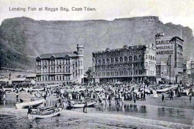 Postcards of the Past - Vintage Postcards of Cape Town, South Africa