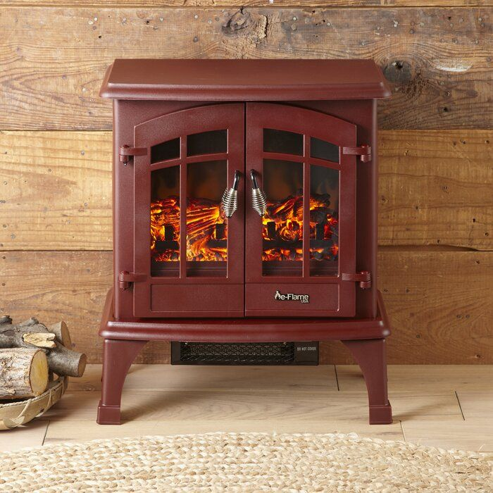 Prunty Electric Fireplace Stove Electric Fireplace Free Standing Electric Fireplace Stove Fireplace