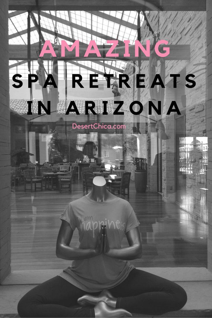 Amazing Spa Retreats in Arizona #TMOM #AD #AmwellMd