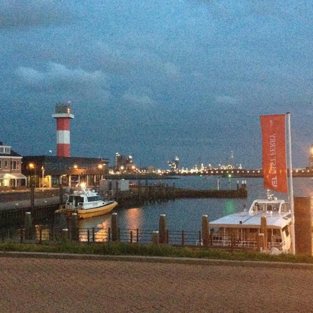 Berghaven Hoek van Holland