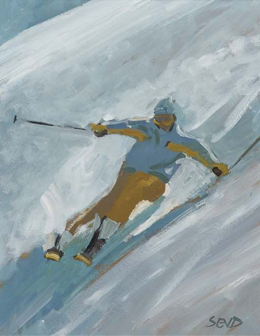 Best Winter Sports And Recreation In Art Images On Pinterest - The 10 best winter sports and where to find them