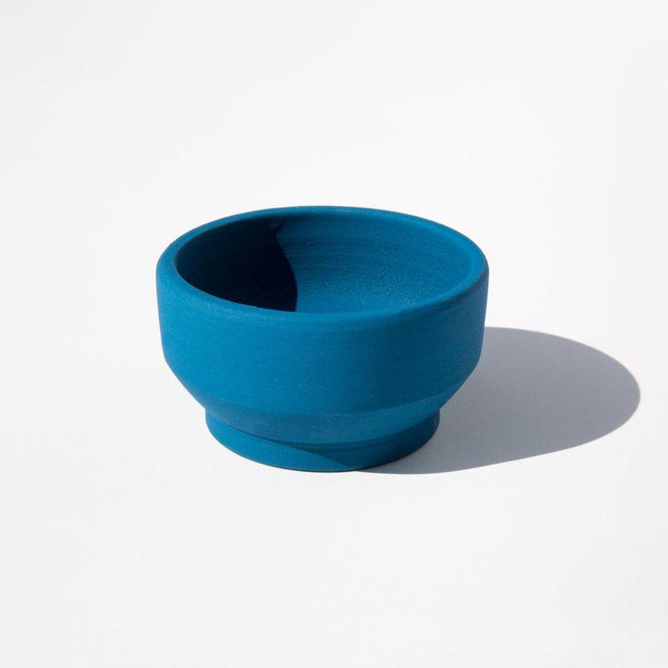 Workaday Handmade Yves Salt Bowls kindred black