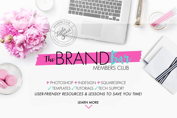 Learn how to Design + Brand your biz. I'll show you how to create a cohesive killer look and a totally crush worthy brand: Join The Brand Bar Today >> www.littlesweetdesigns.com  #thebrandbar #littlesweetdesigns