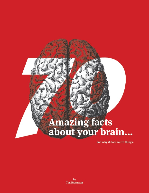 812 best brainmindneuropsycology images on pinterest 70 amazing facts about your brain a daring adventure fandeluxe Choice Image