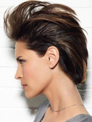 Cool Tomboy Hairstyles-10 | Hairstyles, Easy Hairstyles For Girls