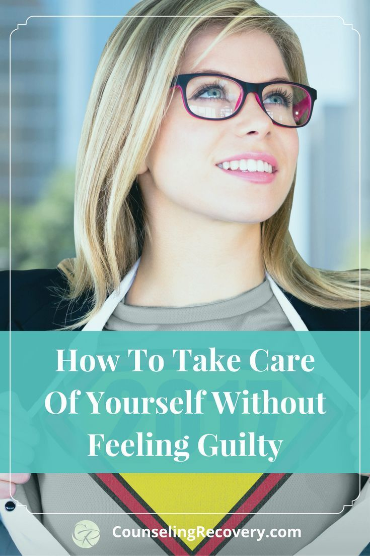 Selfcare without guilt! How to improve selfcare self