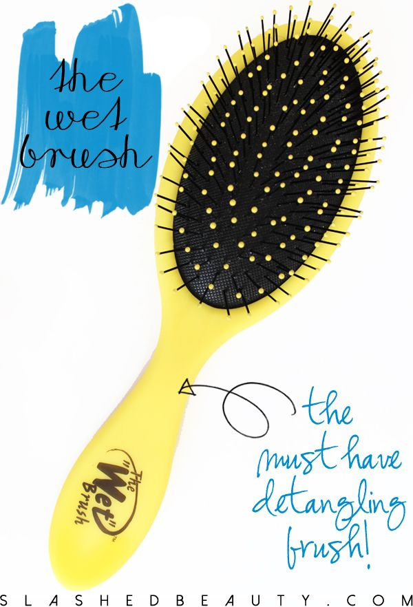 The wet brush is the next best thing to a mason Pearson and its only like $15-20. Well worth it. It blast through tangles and the bristles are very flexible so it doesn't break hair. Great for thick bushy hair. I have the purple and yellow from the neon collection :)