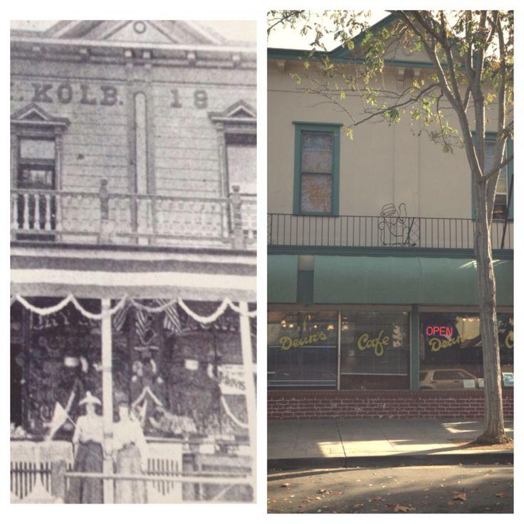 Cafe Main Street Pleasanton Ca