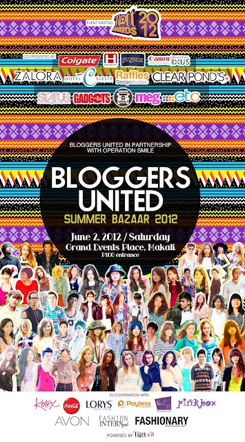 Bloggers United strikes 3!