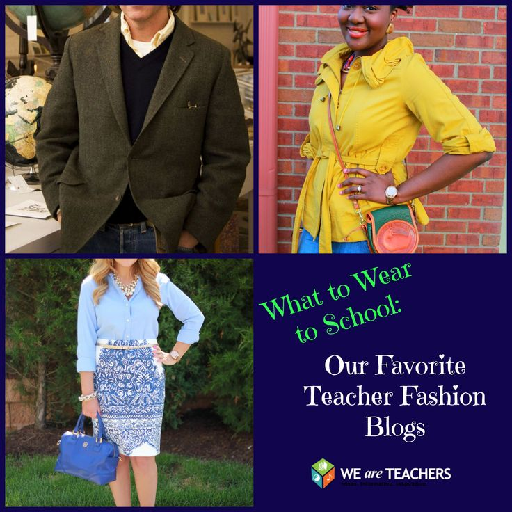 What is the fashionable teacher wearing #BacktoSchool this year? See what these bloggers have to say!