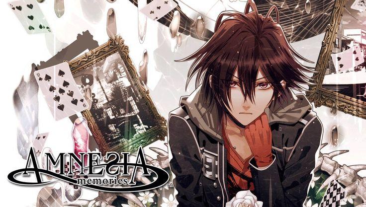 Amnesia: Memories   PS Vita   Steam   PC Game   Otome   Visual Novel   Dating Sim