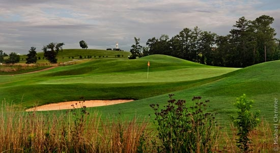 Robert Trent Jones Golf Trail • Capitol Hill, AL
