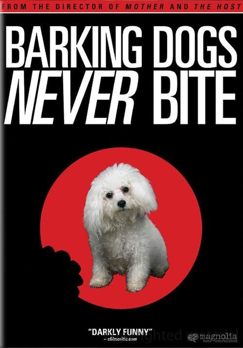 Barking Dogs Never Bite Watch Online