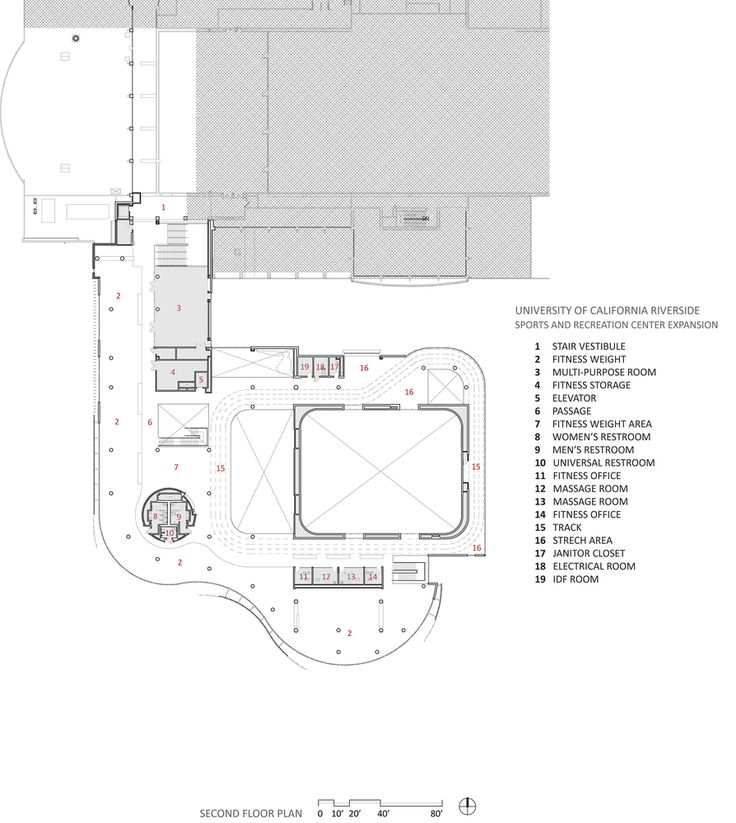 Gallery of UC Riverside Student Recreation Center Expansion / CannonDesign - 19