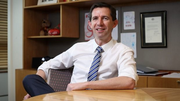 The Turnbull government will not fund the final two years of the Gonski school funding deals and will not compete with Labor in an election-year battle to shower more money on schools, Education Minister Simon Birmingham says.