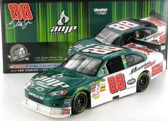 Dale Earnhardt Jr #88 Amp Energy/Mt Dew 2008 Impala SS