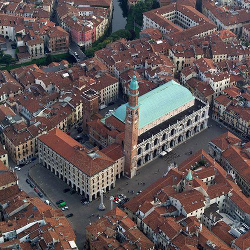 Basilica Palladiana, Vicenza, Italy