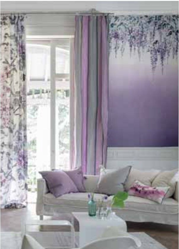 37 best telas y papeles pintados images on pinterest - Designers guild telas ...
