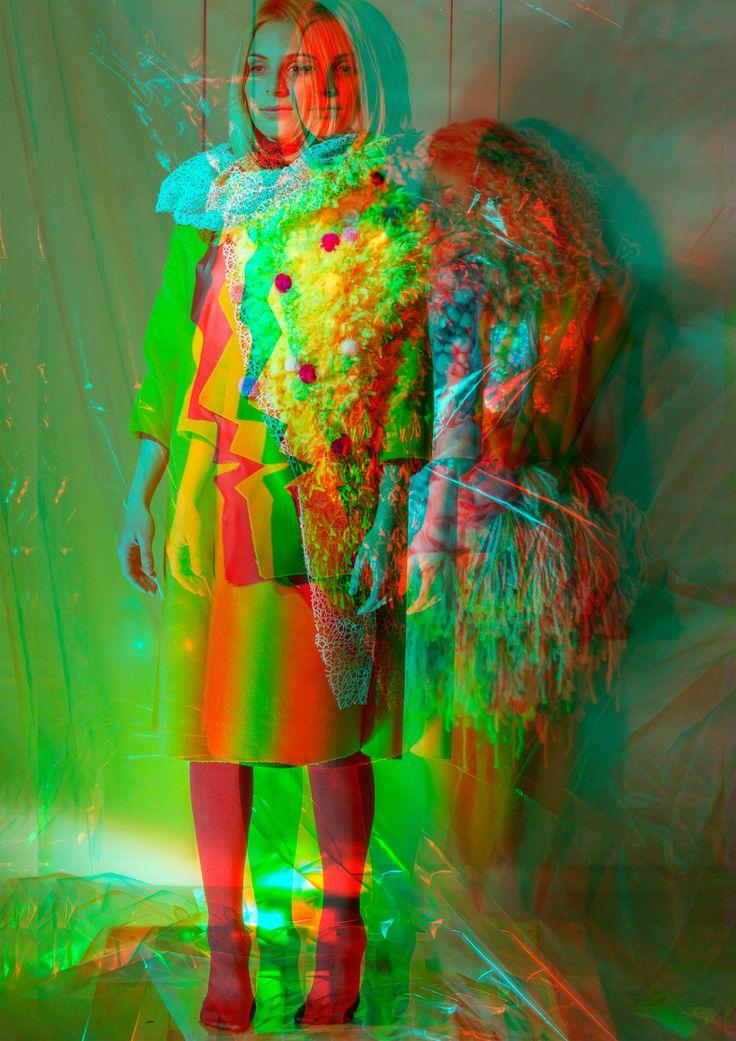 Design & concept: Cristina Fabian Coordinator professor: Ioana Sanda Avram Model: Cristina Fabian Photo credits: Demeter Lorand