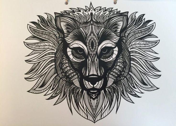 Book of Mandalas - Evelyn Illustrations