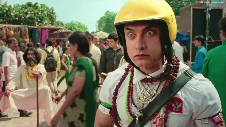 PK 1st (First) Day Box Office Collection income earning grossing profit money total business of Aamir Khan Peekay (pk) film opening day total income at box.