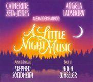 A Little Night Music [2009 Broadway Revival Cast] [CD]