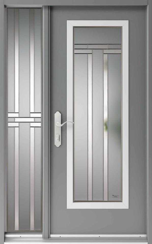 Vitraux - Portes extérieures- UNTTLD - Hydra #618