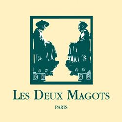 Brasserie Menu - Les Deux Magots - drinking chocolate