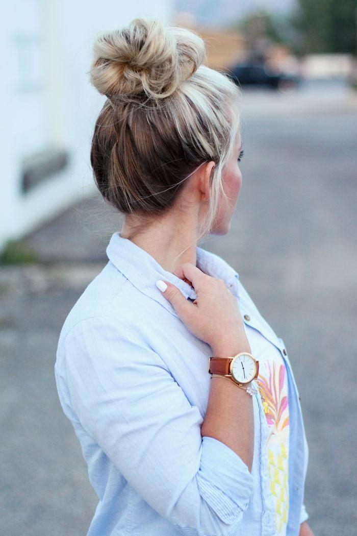Beauté: les 25 coiffures faciles à réaliser - Elle Québec