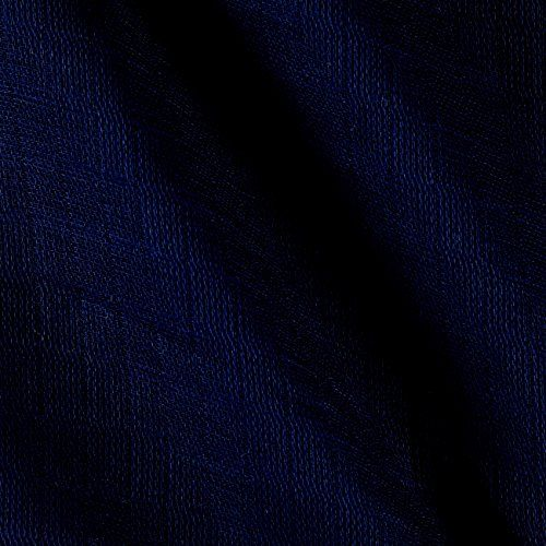 Riley Blake Double Gauze Solid Navy Fabric By The Yard Ri...