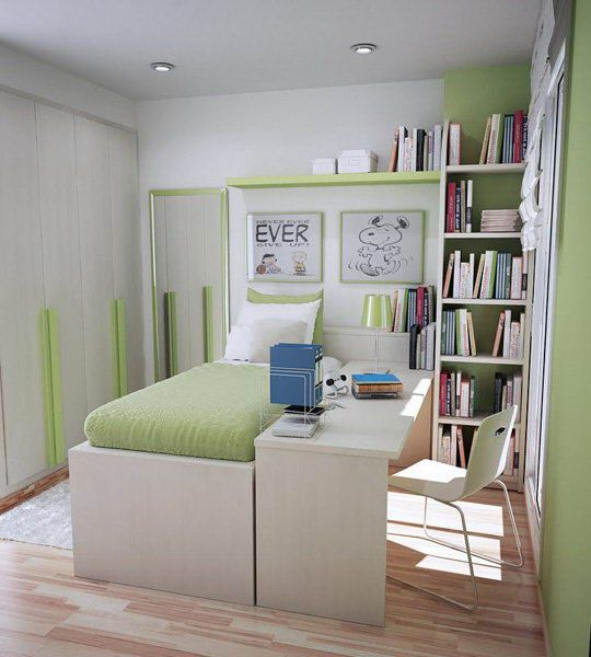 Small Teen Room Design Idea 5 10 Cute Small Room Arrangements For Teens