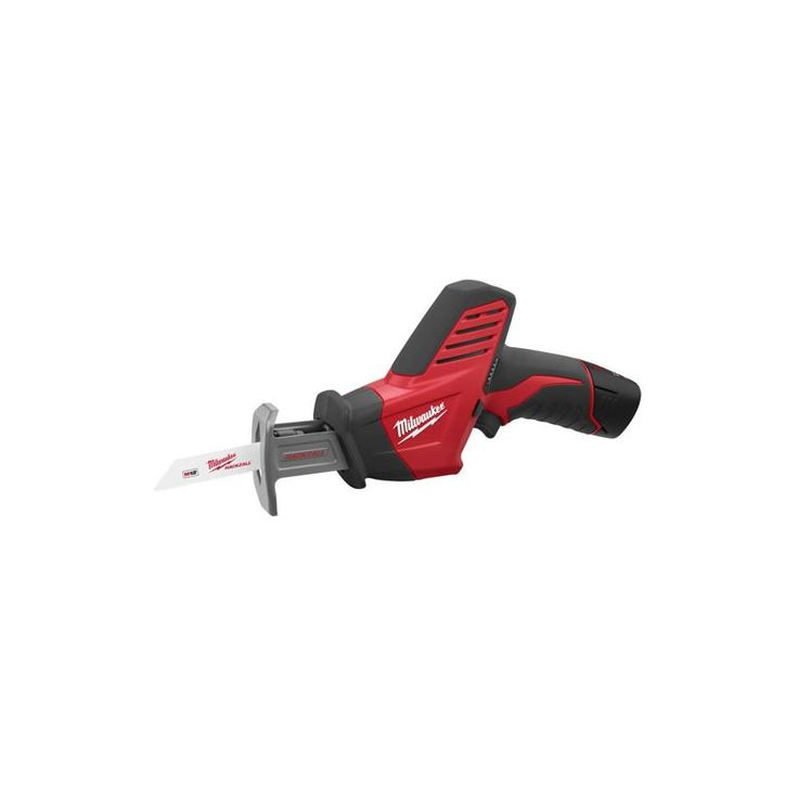 Milwaukee 2420-22 12 Volt Cordless Reciprocating Saw Power Tools Saws Reciprocating Saws