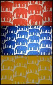 Elefanten på 70-talet.