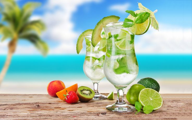 Mojito cocktail drink Wallpapers Pictures Photos Images HD Wallpapers