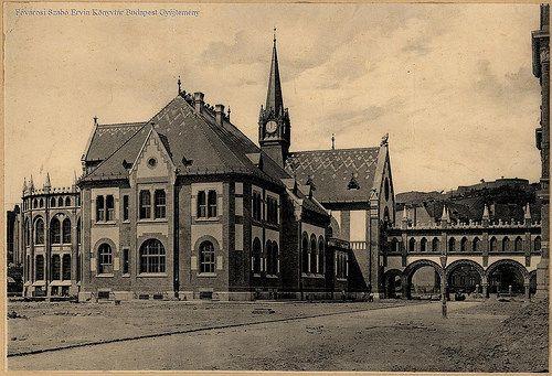 Budapesti Műszaki Egyetem Központi Könyvtára, 1909